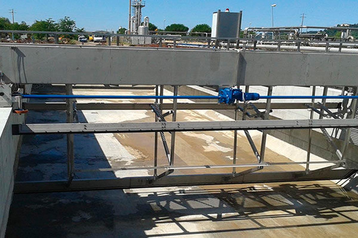 7.1.1 Puente longitudinal PDL